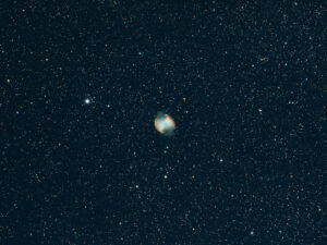 Messier 27 Dumbbell nebula