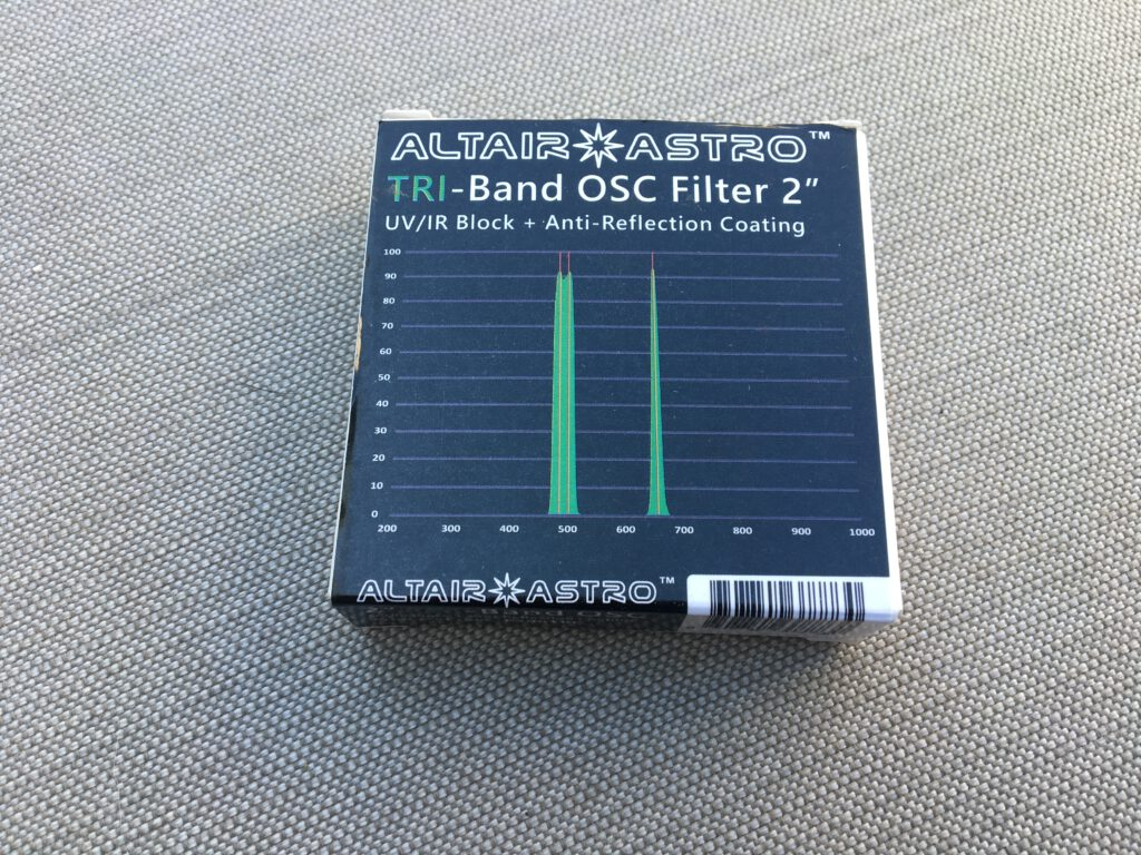 Altair Astro Triband OSC filter